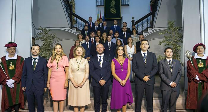 Toma posesión corporación Diputación Valencia camp de turia
