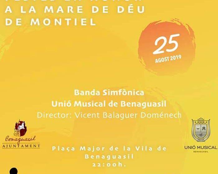 Concert festes UMB camp de turia