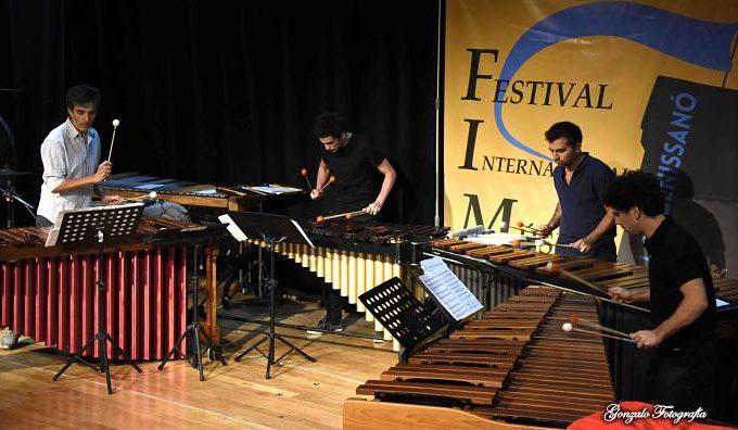 Festival internacional musica castell benissano camp de turia