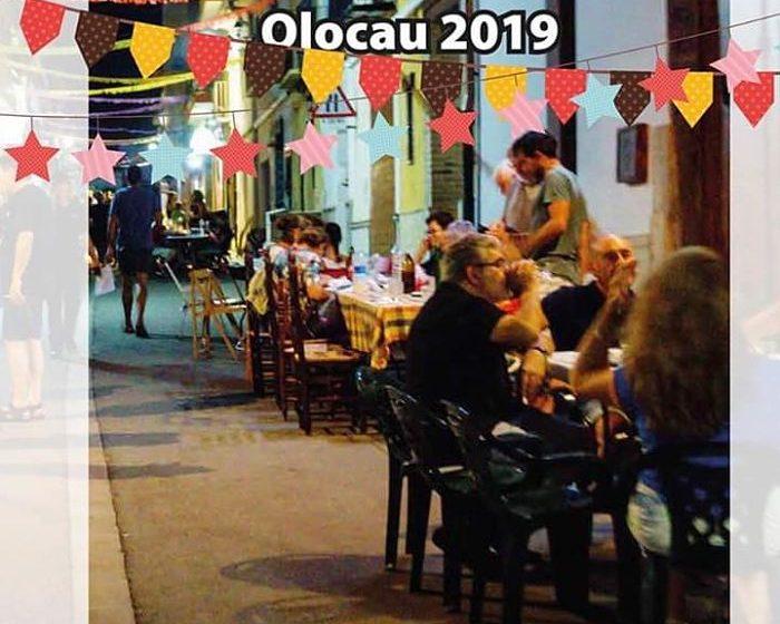 cartell festes olocau camp de turia