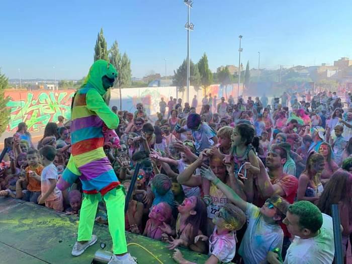 fiestas benaguasil camp de turia