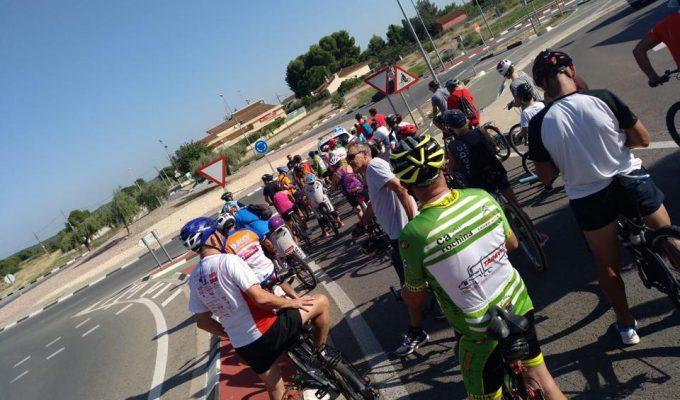 Día de la bici 2019 lliria camp de turia