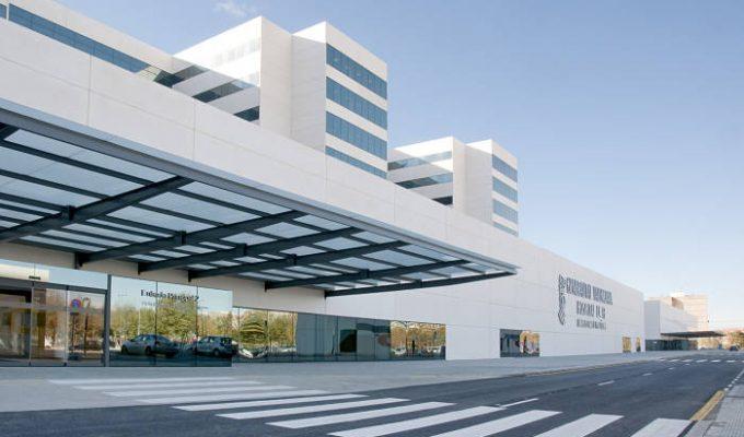Hospital la fe camp de turia