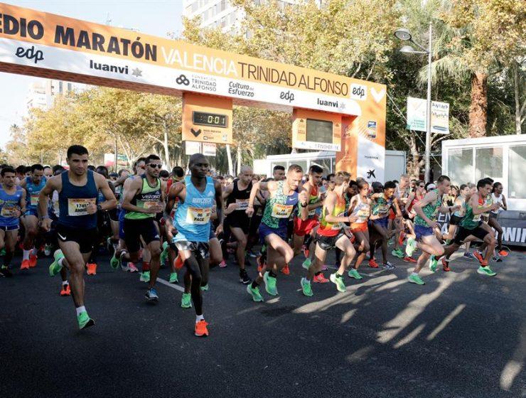media maraton valencia camp de turia