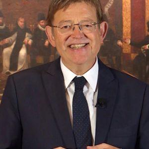 president Ximo Puig Camp de Túria