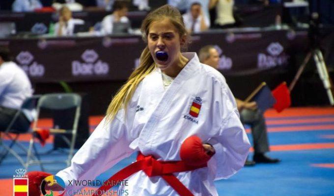 karate Sonia Pereira Ribarroja Camp de Túria