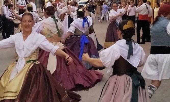 Bailes d'Arrel Camp de Túria
