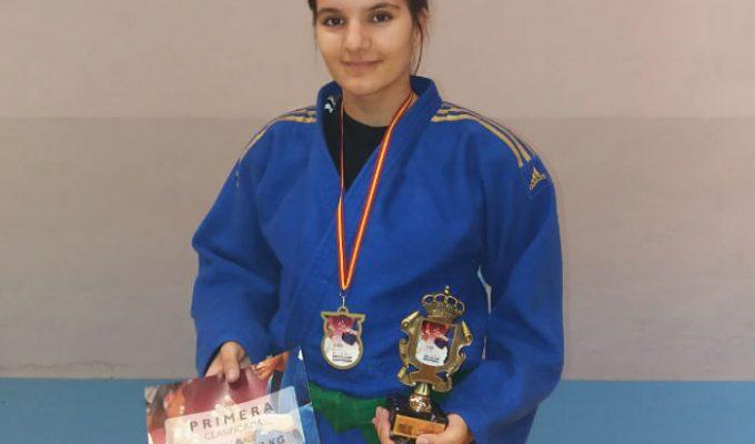 Tania Pardo judo Riba-roja Camp de Túria
