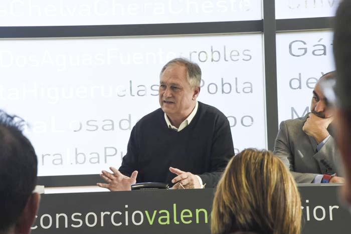 Manolo Civera Consorcio Valencia Interior