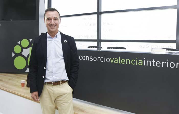 Robert Raga presidente Consorcio Valencia Interior