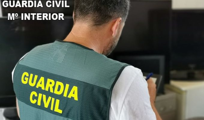 guardia civil camp de túria