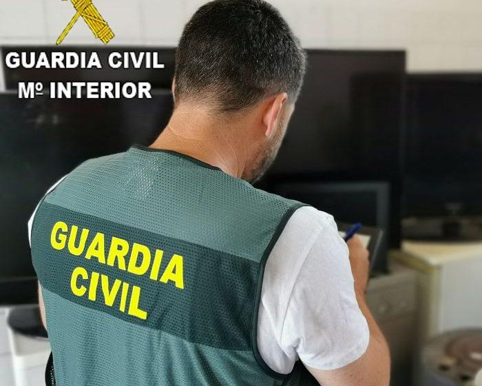 guardia civil camp de túria