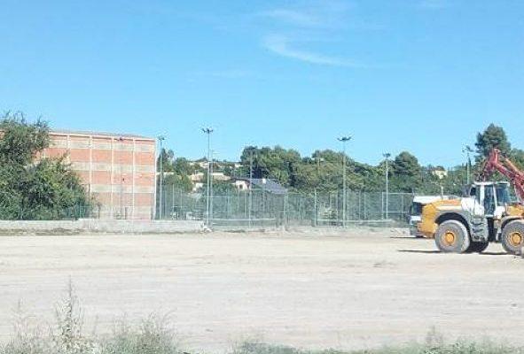 campo de futbol el prat llíria camp de túria
