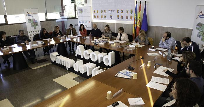 asamblea acuerdo territorial de empleo mancomunitat camp de túria