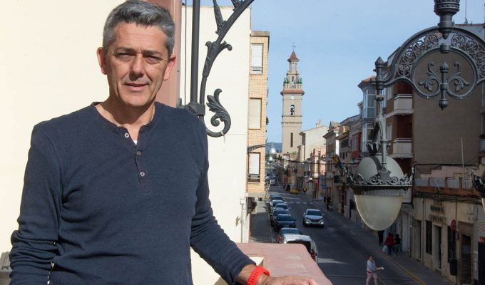 alcalde de la Pobla de Vallbona