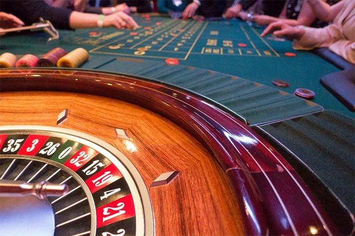 Ruleta juegos de azar