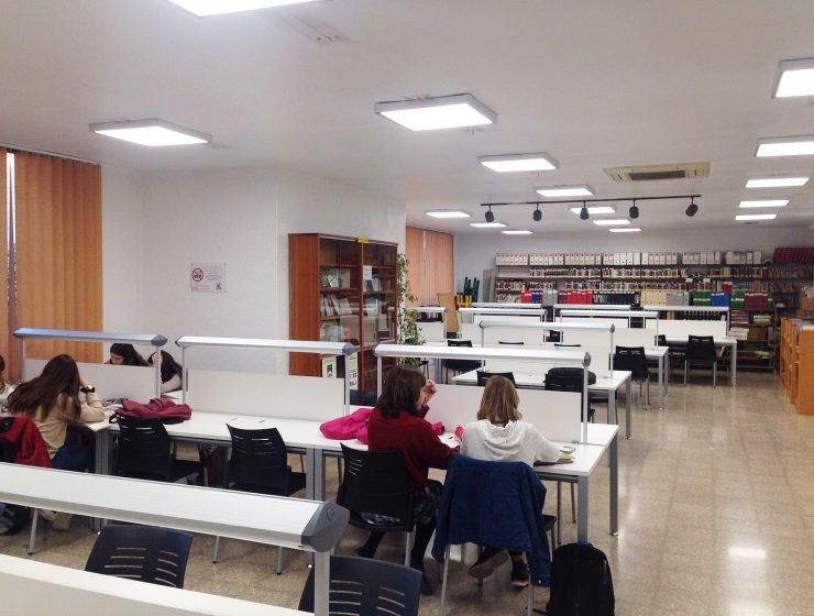 biblioteca l'Eliana Camp de Túria