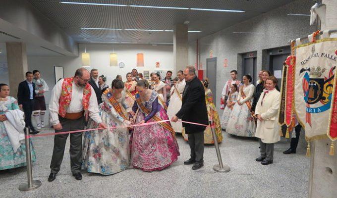 Inauguración-exposición-Ninot-Llíria Camp de Túria