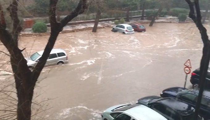 inundación Alameda Bétera