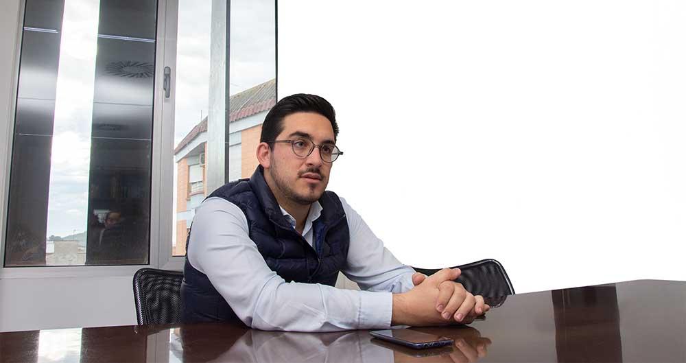 Héctor Troyano alcalde de Vilamarxant