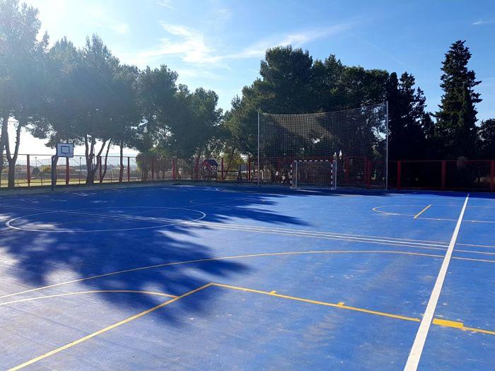 polideportivo Loriguilla Camp de Túria