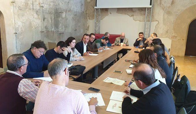 Asociación de Municipios Vinculados al Parque Natural del Túria