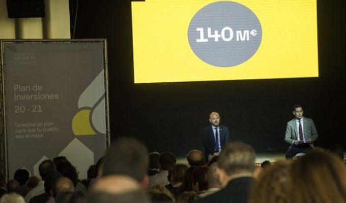 plan inversiones diputación valencia