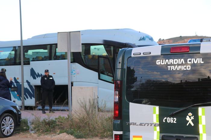 policia local y guardia civil llíria Camp de Túria