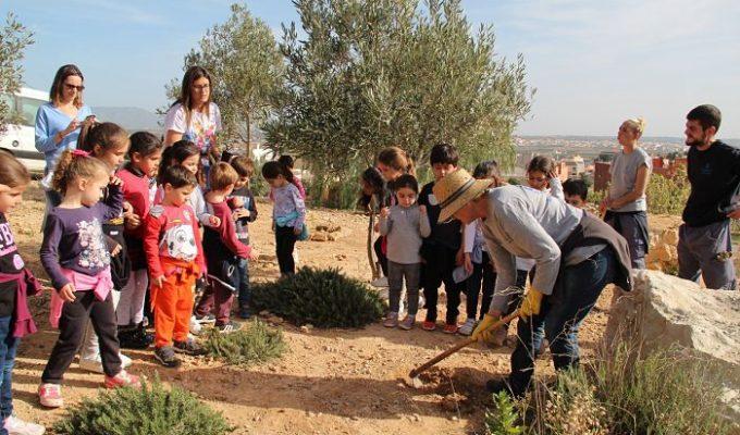 dia del arbol 2020 benaguasil Camp de Túria