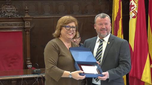 Gloria Calero Sagunto Delegada del Gobierno