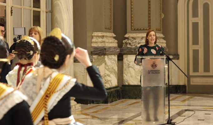 video falles diputació valencia