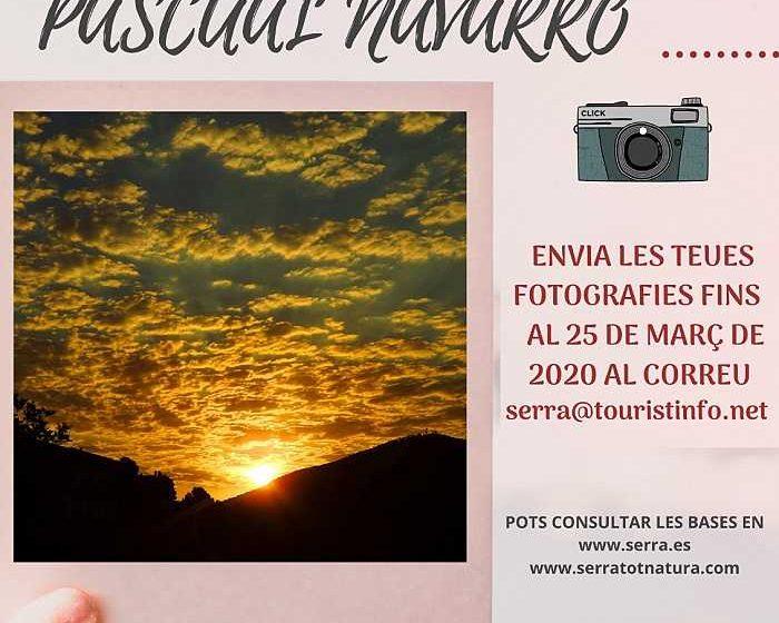 cartel concurso fotografia serra