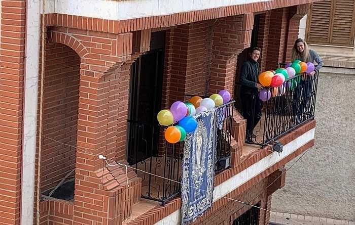 globos balcones