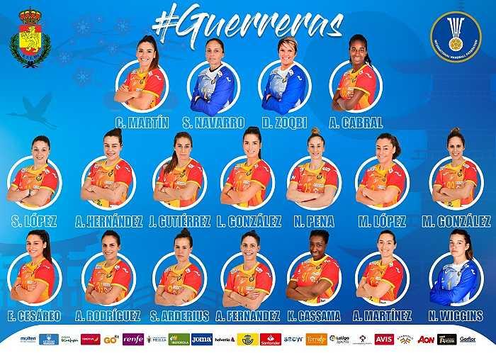 seleccion española de balonmano