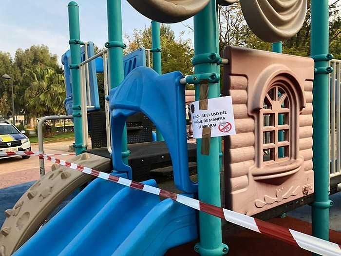 parque cerrado coronavirus