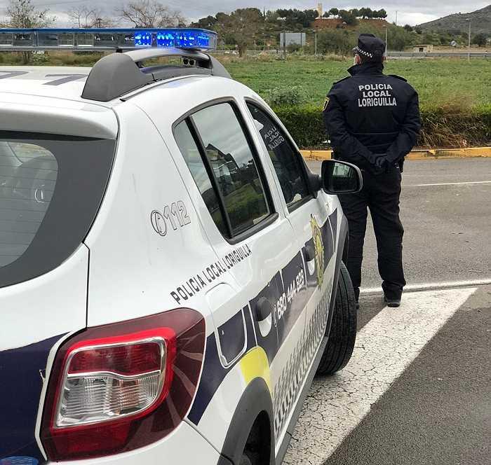 policia loriguilla