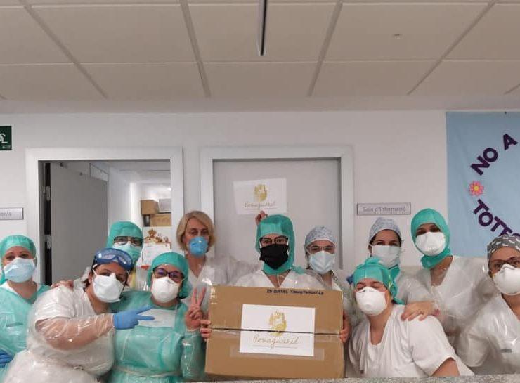 Coronavirus Benaguasil Camp de Túria