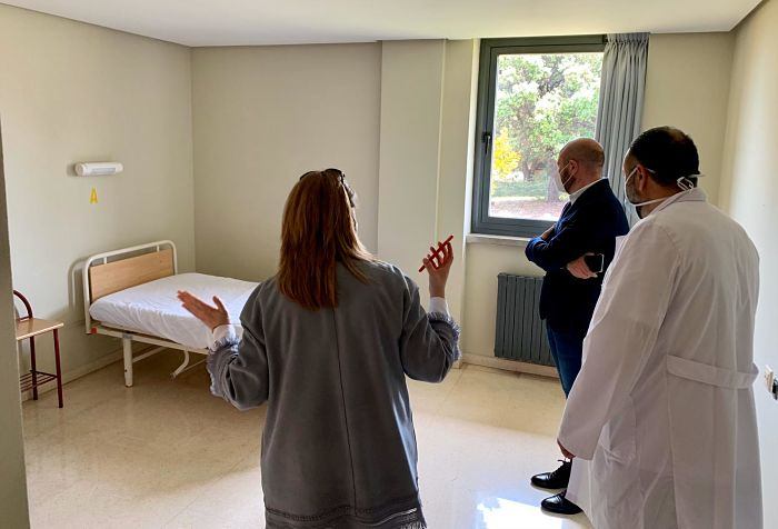 Hospital Psiquiátrico Bétera Camp de Túria