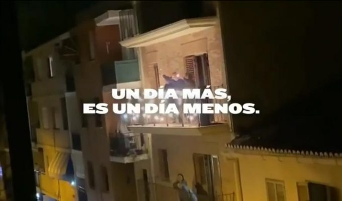 Vídeo #EsteVirusLoParamosTodosUnidos l'Eliana Camp de Túria