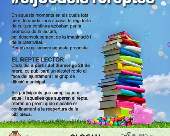 cartel olocau