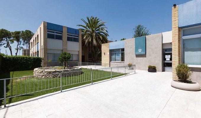 Edificio Entrenaranjos International School