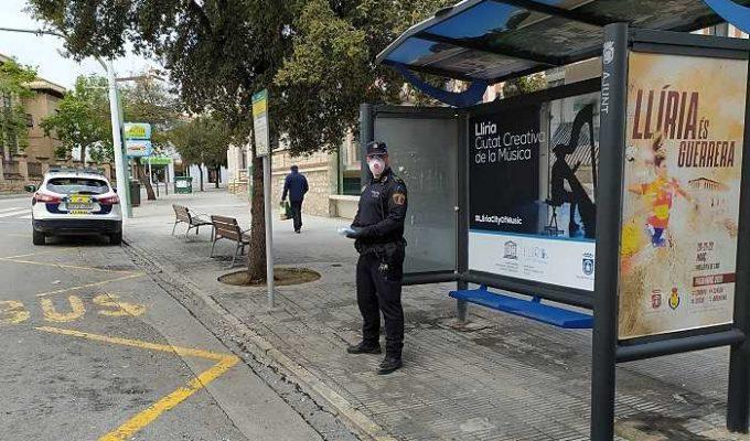 policia lliria