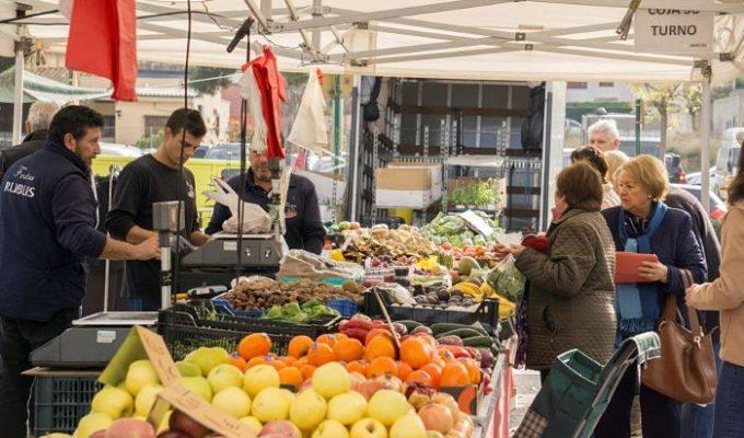 Mercado l'Eliana Camp de Túria