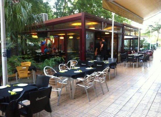 terraza bar l'eliana camp de túria