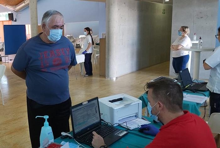 donante sangre