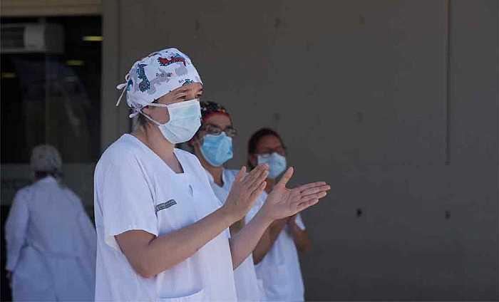 enfermera hospital de lliria
