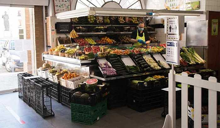 mercado municipal lliria