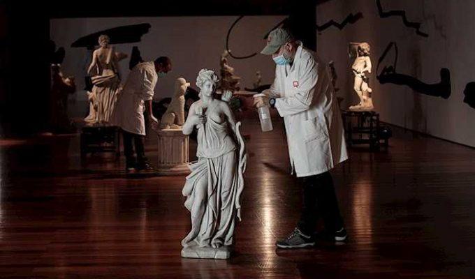 museo coronavirus