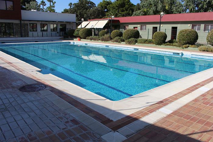 piscina l'Eliana Camp de Túria