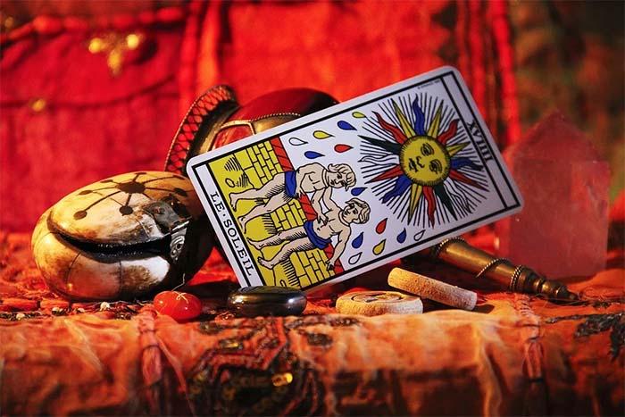 vidente tarot